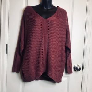 Charlotte Russe Womens Knit Top